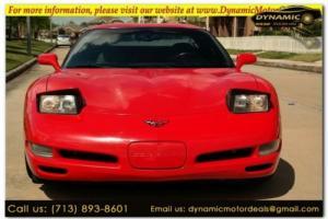 2001 Chevrolet Corvette --