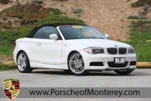2013 BMW 1-Series 2dr Conv 135i