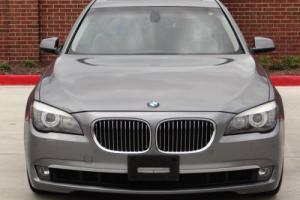 2009 BMW 7-Series 750 LI