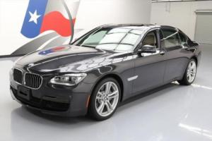2014 BMW 7-Series 750LI M SPORT EXECUTIVE SUNROOF NAV HUD