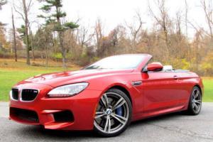 2014 BMW M6 2dr Convertible