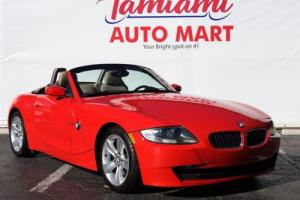 2006 BMW Z4 3.0 Base