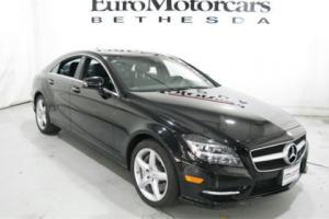 2014 Mercedes-Benz CLS-Class 4dr Coupe CLS550 4MATIC