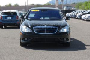 2008 Mercedes-Benz S-Class S550 4dr Sedan 5.5L V8 RWD