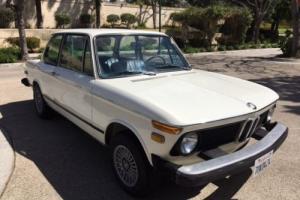 1974 BMW 2002 2002
