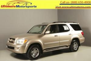 "2005 Toyota Sequoia 2005 SR5 PWR SEATS JBL 17""ALLOYS 65K MILES"