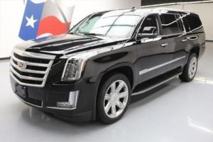 2016 Cadillac Escalade ESV LUX SUNROOF NAV HUD 22'S