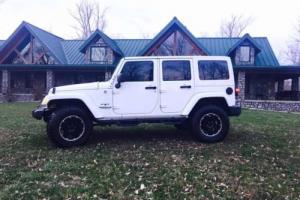 2012 Jeep Wrangler Altitude Edition