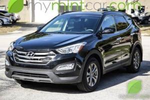 2016 Hyundai Santa Fe Sport Utility 4D