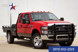 2008 Ford F-350 XLT Flat Bed Diesel