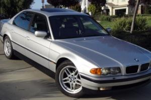 2000 BMW 7-Series Photo