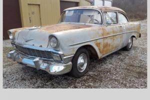1956 Chevrolet Club Coupe 210 Bel Air 150  NO RESERVE