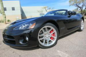 2005 Dodge Viper SRT10 Convertible
