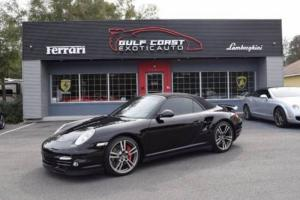 2013 Porsche 911 Turbo AWD 2dr Convertible