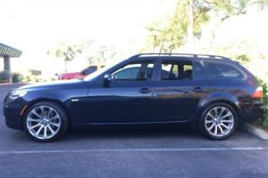 2008 BMW 5-Series XI