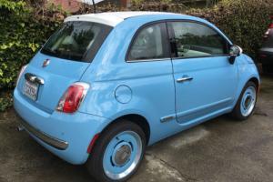 2014 Fiat 500 1957 Version