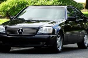 1999 Mercedes-Benz CL-Class CL500 SPORT COUPE