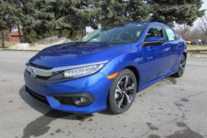 2016 Honda Civic 4dr CVT Touring
