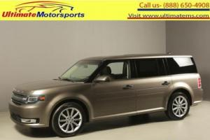 2014 Ford Flex 2014 LIMITED NAV LEATHER HEATSEAT RCAM WARRANTY