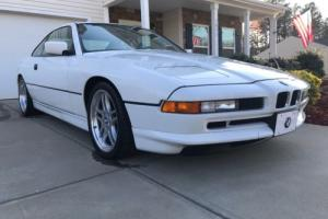 1993 BMW 8-Series CI Photo