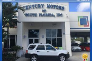 2005 Ford Escape XLT Sport 4WD 1 Owner Accident Free CPO Warranty