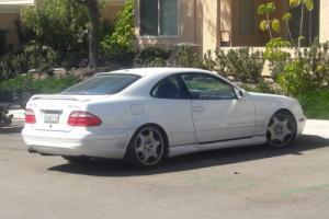 2001 Mercedes-Benz CLK-Class AMG