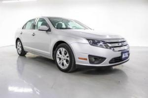 2012 Ford Fusion SE
