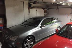 2009 Mercedes-Benz CLK-Class Grand Cayman Edition