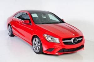 2014 Mercedes-Benz CLA-Class 4DR SDN CLA250 FW