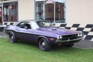 1970 Dodge Challenger 426 hemi
