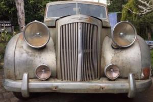 """BARN FIND"" 1947 Austin Sheerline 125 GREAT PATINA"