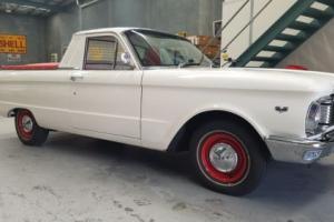 1965 Ford Falcon Utility Pursuit 170