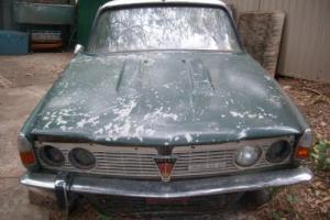 1969 Rover P6B