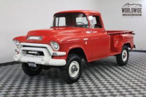 1956 GMC NAPCO RESTORED ULTRA RARE NAPCO 4X4 V8