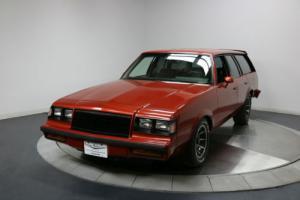 1983 Buick Regal Estate Wagon