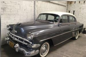 1954 Chevrolet Bel Air/150/210 210