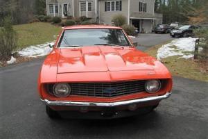 1969 Chevrolet Camaro C.O.P.O