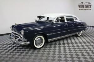1951 Hudson HORNET ORIGINAL INLINE 6 ENGINE! Photo
