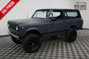 1972 International Harvester Scout REMOVABLE HARD TOP! Photo