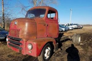 1951 International L-160 Series COE --