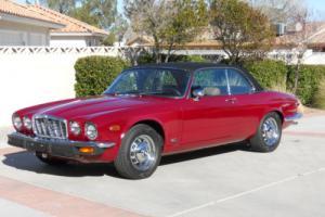 1976 Jaguar XJ12 XJ12C XJC