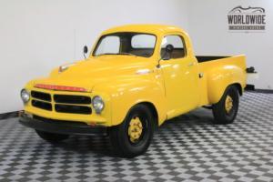 1955 Studebaker STUDEBAKER FRAME OFF RESTORED! V8 400 MILES