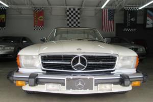 1979 Mercedes-Benz SL-Class Photo