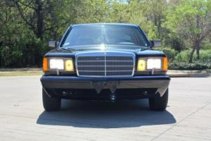 1987 Mercedes-Benz 500-Series SEL Long wheel Base Photo