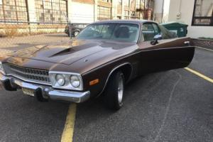 1973 Plymouth Satellite Photo