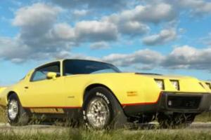 1979 Pontiac Firebird Formula Photo