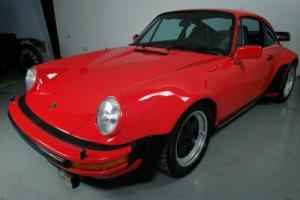 Porsche: 911 1979 Porsche 911 TURBO 930 Turbo