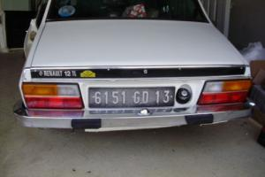 1976 Renault 12 TL Photo
