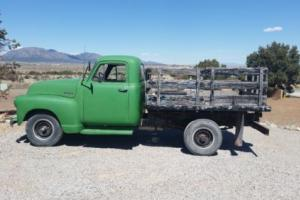 1951 Chevrolet Other Pickups Stake Bed