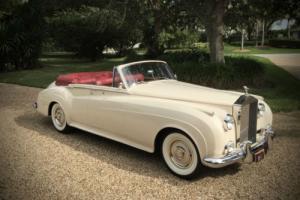 1960 Rolls-Royce Other SILVER CLOUD's RAREST AWARD WINNER Photo
